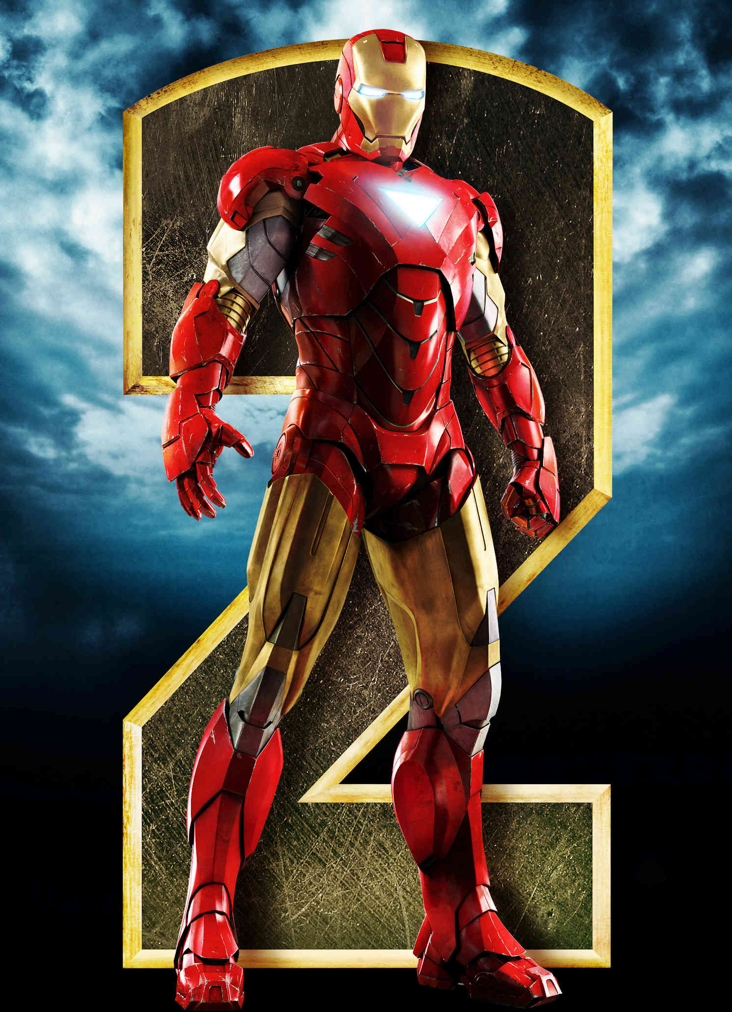 'Iron Man 2' Gets New Standee, Character Posters and ...