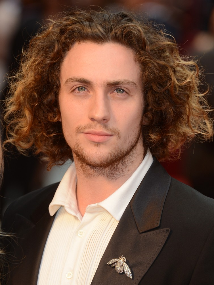Aaron Johnson Picture 26 - The Premiere of Anna Karenina