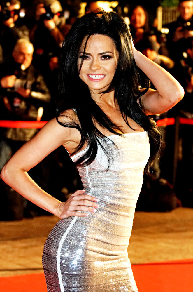 Inna Picture 2 Nrj Music Awards 2011 Ceremony Arrivals