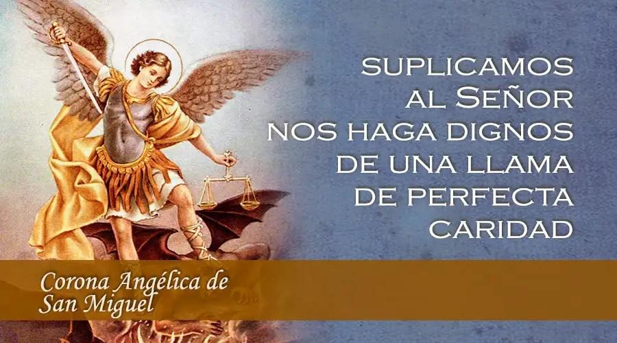 Catolica Arcangel Oracion San Miguel