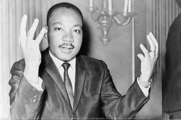 martin luther king # 81