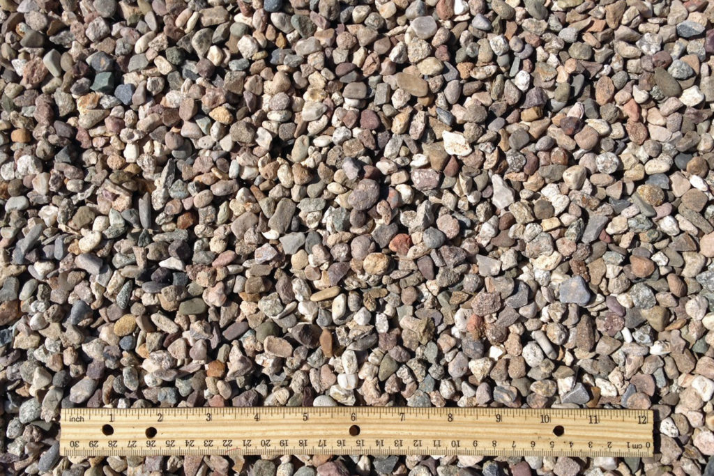 And Types Gravel Sizes