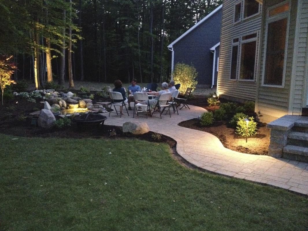 Outdoor Rock Garden Ideas