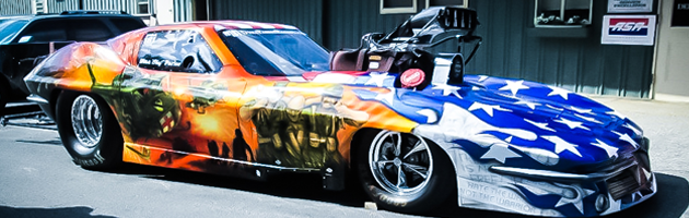 Drag Paint Custom Car Jobs