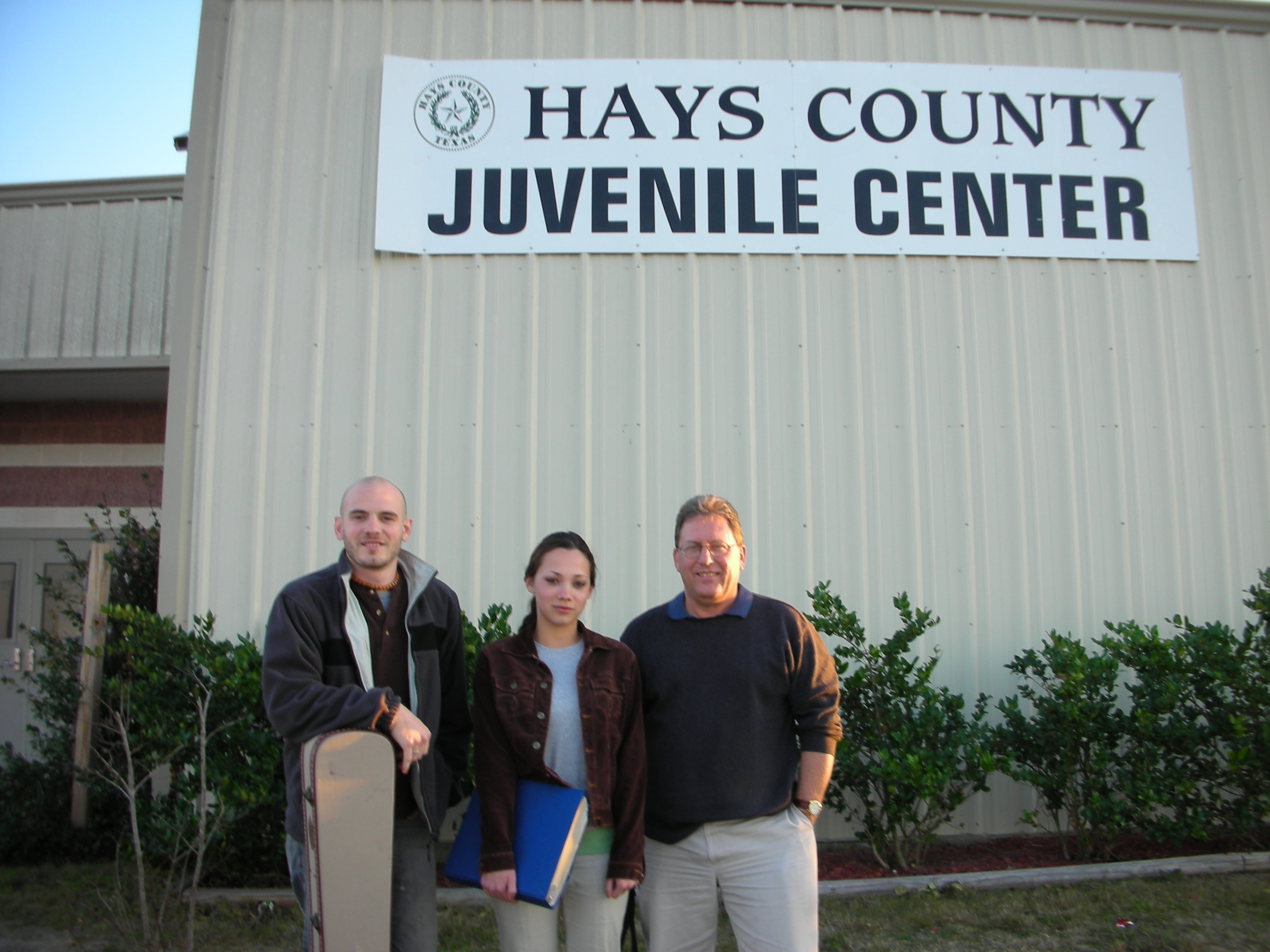 Lives Changed at Hays County Juvenile Center | Activated ...