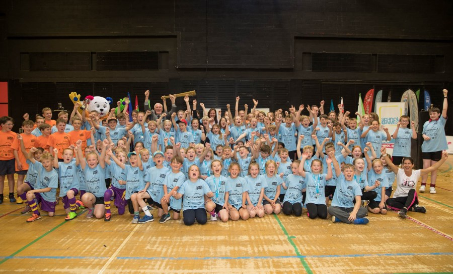 Active Cumbria    Cumbria School Games Cumbria School Games