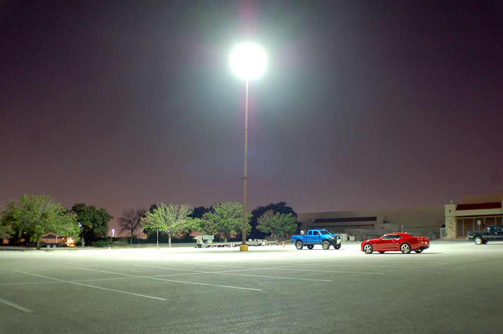 Motion Sensor Flood Lights