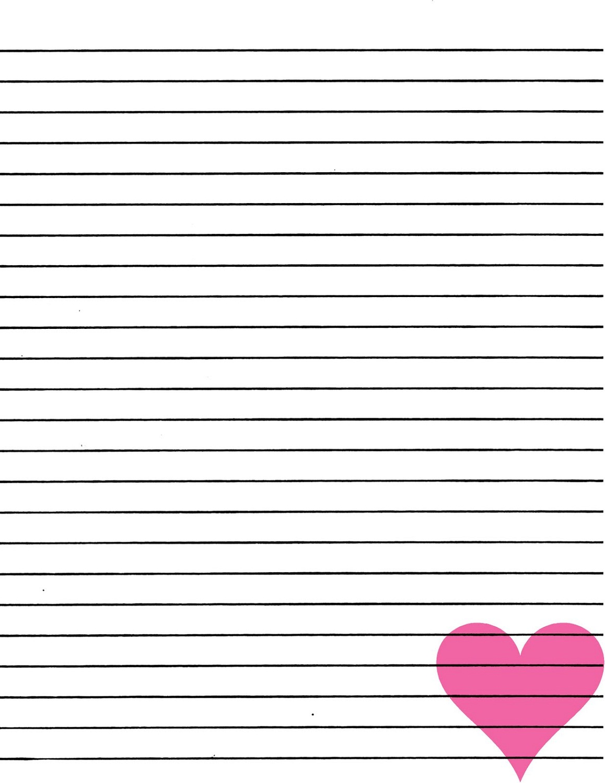 lined paper for writing – Lined Paper for Writing