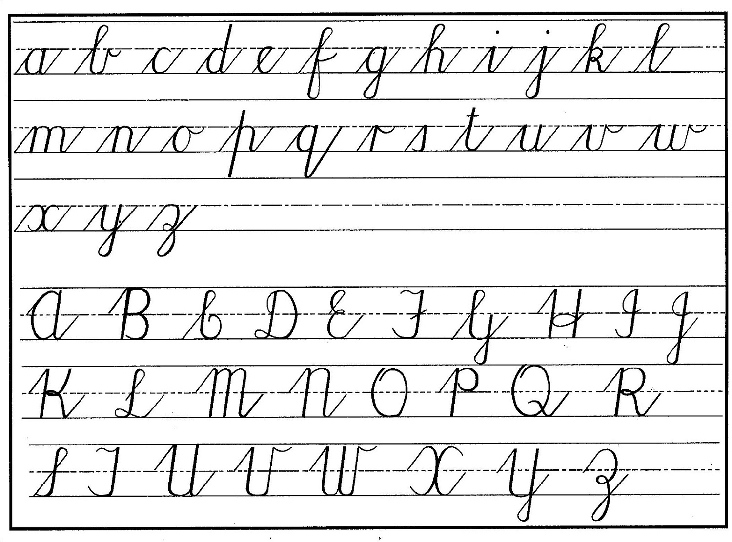Caplital And Ss Letters Lowercase