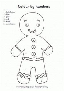 Gingerbread Theme For Kids