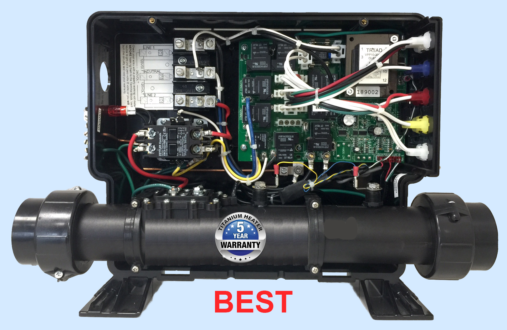 Balboa Spa Pack Wiring Diagram | Wiring Liry on