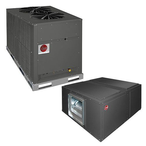System Split Rheem Air Conditioners Prestigous