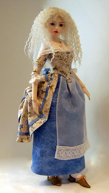 1790 Sd Ball Jointed Doll Clothes Pattern