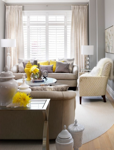 Q Amp A How Can I Add Color To My Neutral Rooms