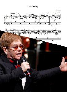 Piano Sheet Music - AdelinaPiano
