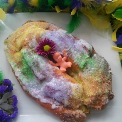 King Cake and Mardi Gras Traditions