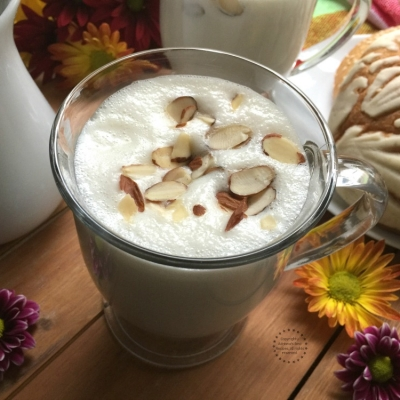 Comforting Almond Atole