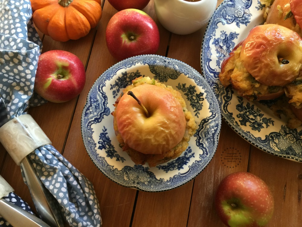 Using seasonal ingredients like apples it is a great idea