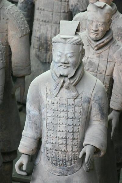 Terra Cotta Army China