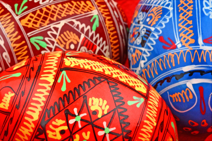 Easter Traditions Of Russia