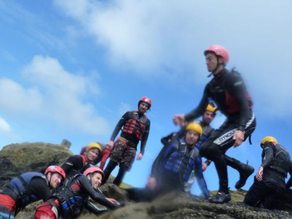 Coasteering Activities Near Cardiff