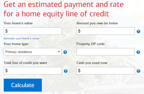 home equity loan payment calculator