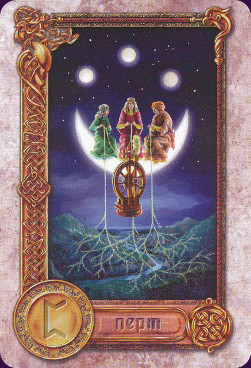 Legend Of The Northern Journey Rune Cards