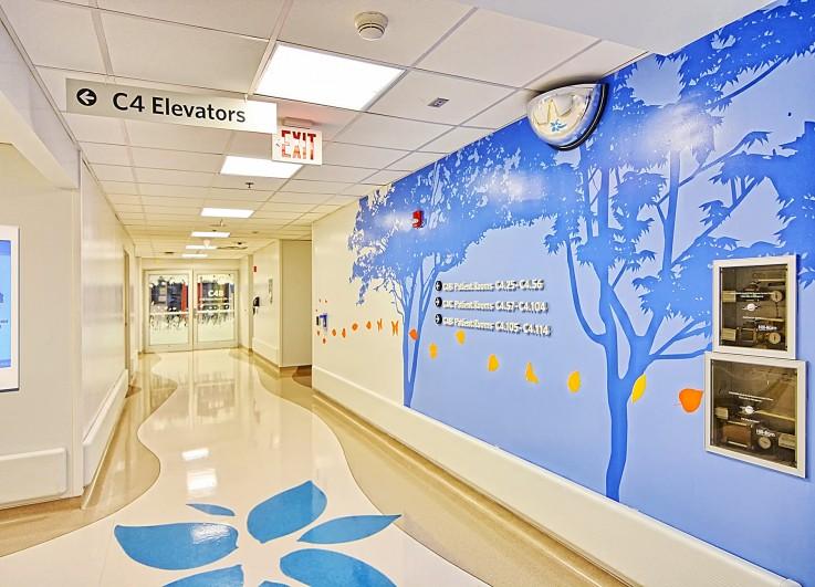 Nationwide Children's Hospital J4/C4 NICU Renovation and ...