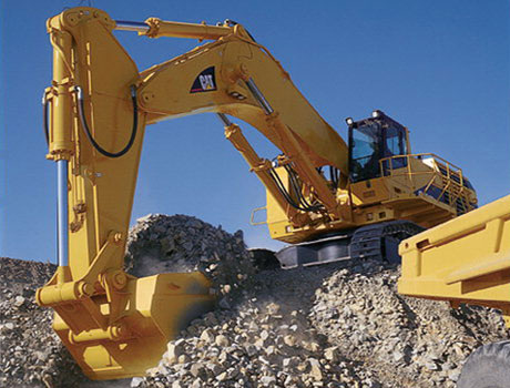 Caterpillar Heavy Plant Machinery Sales In The Region