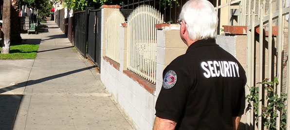 Personal Security Los Angeles