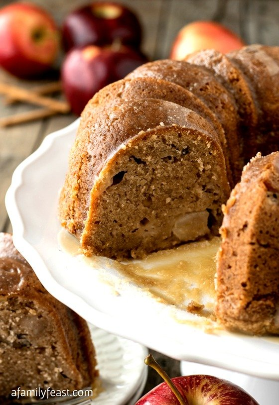 Healthy Apple Cake Recipes Fresh Apples