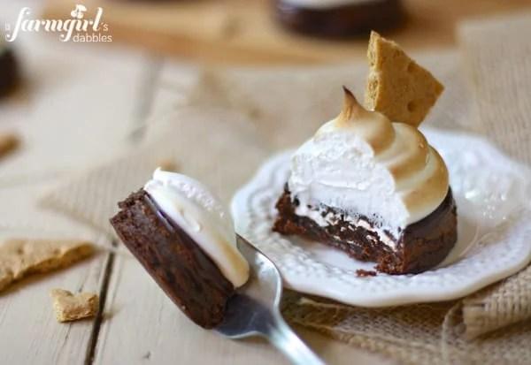Brownies With Espresso Glaze