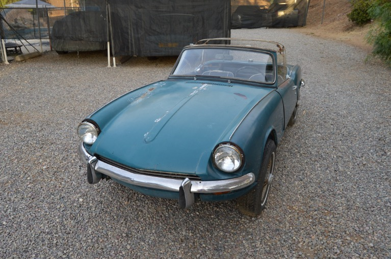 Used 1968 Triumph Spitfire For Sale 1 995 Affordable