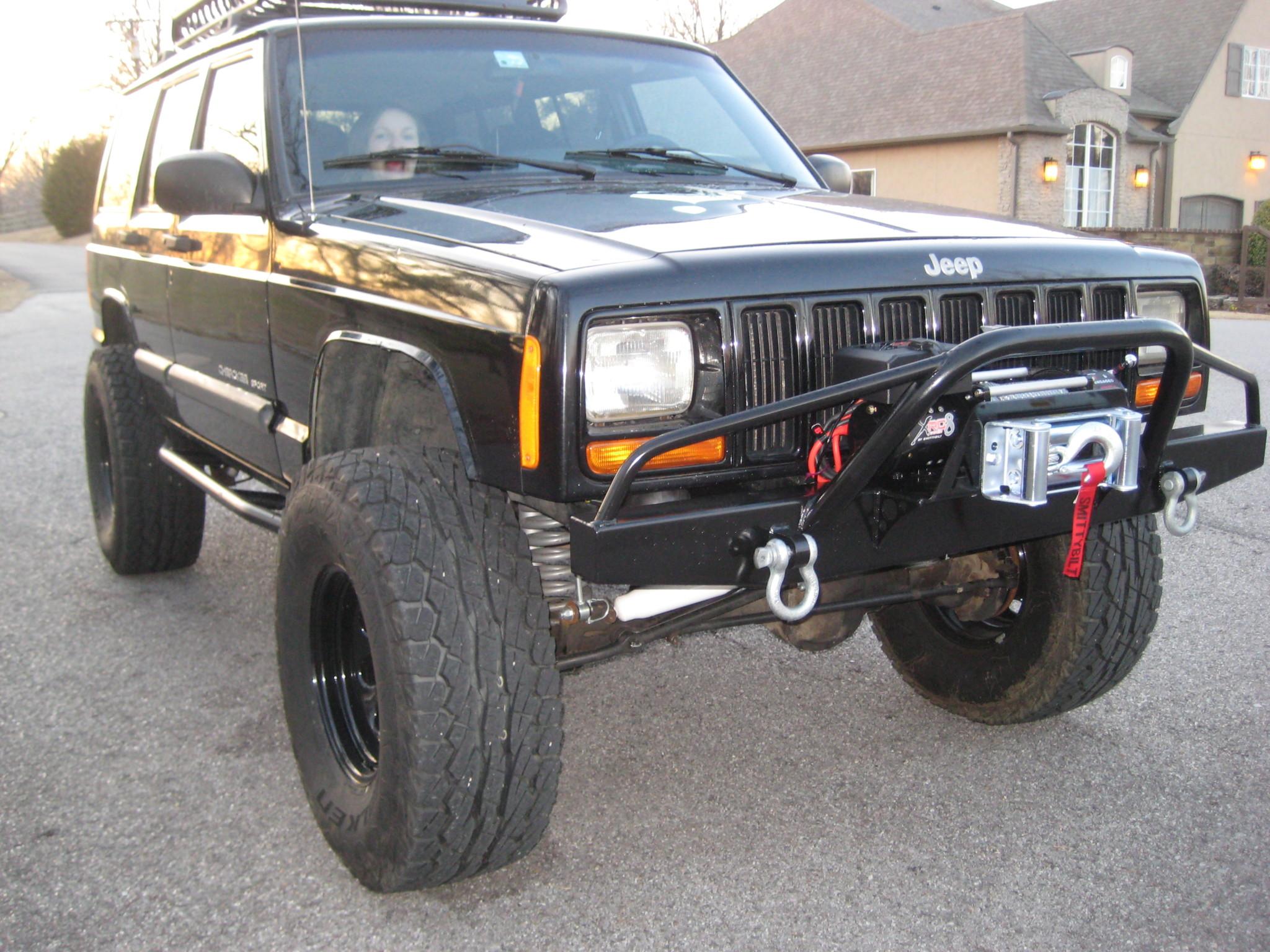 98 Cherokee Comanche