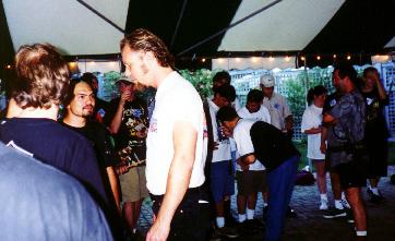 Pour Re Touring Me Metallica 1998