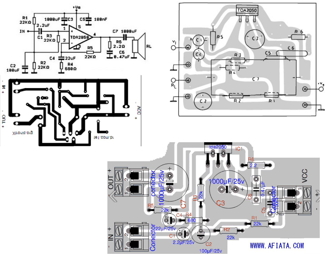Intercom Circuit Diagram Xcom