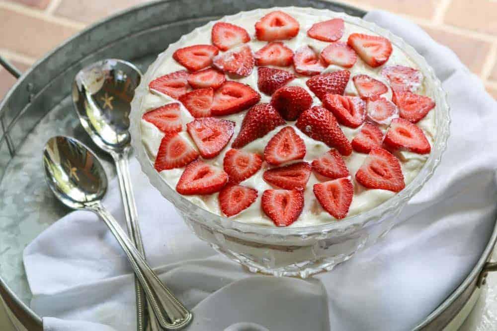 Deen Paula Shortcake Strawberry