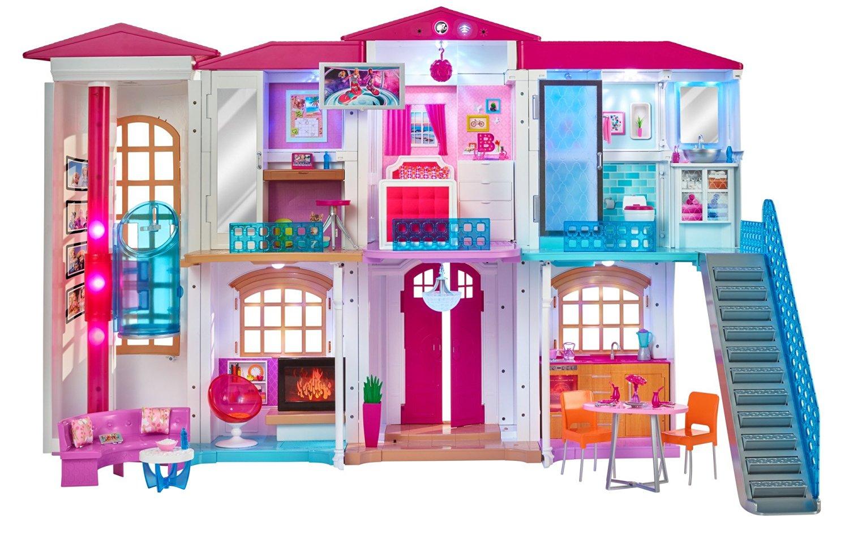 Amazon Barbie Hello Dreamhouse Only 239 99