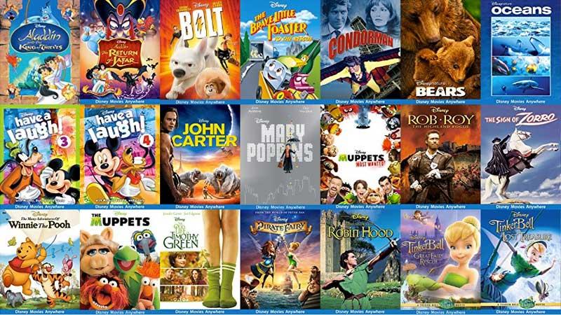 Amazon just put dozens of Disney movies on sale for $9.99 ...