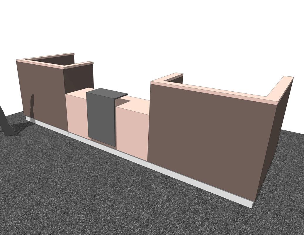 Modern Kitchen 3d Warehouse
