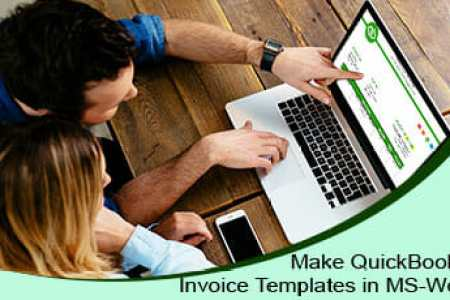 quickbooks invoice template for word   Bire 1andwap com quickbooks