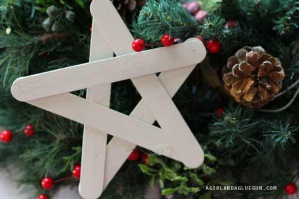 christmas ornaments popsicle sticks # 35