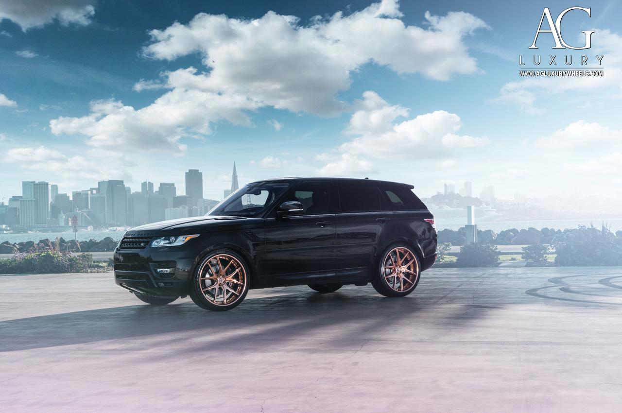 Black Black Range Rover Sport