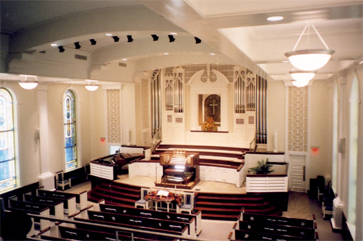 A Different Perspective   First Baptist Church Fort Payne Long before I was a pastor  I was a pastor s son  When I was eight years  old  my father was called as pastor of FBC Columbia  MS  a church family  similar to