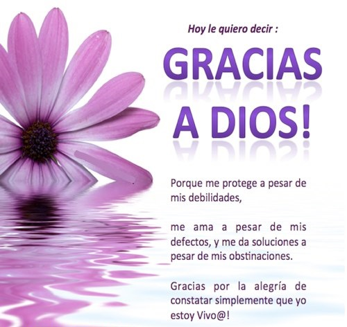 Imagenes Para Agradecer Dios