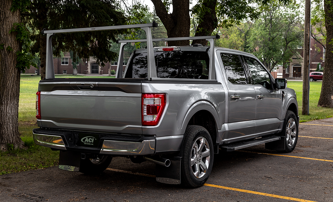Adarac Aluminum Pro Series Truck Bed Rack For Pickup Trucks