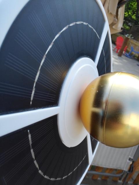 Solar Charging Light