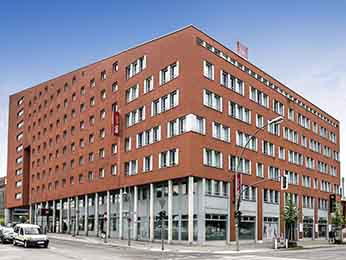 Mercure Hotel Berlin Tempelhof Airport  Book online now  ibis Berlin Ostbahnhof