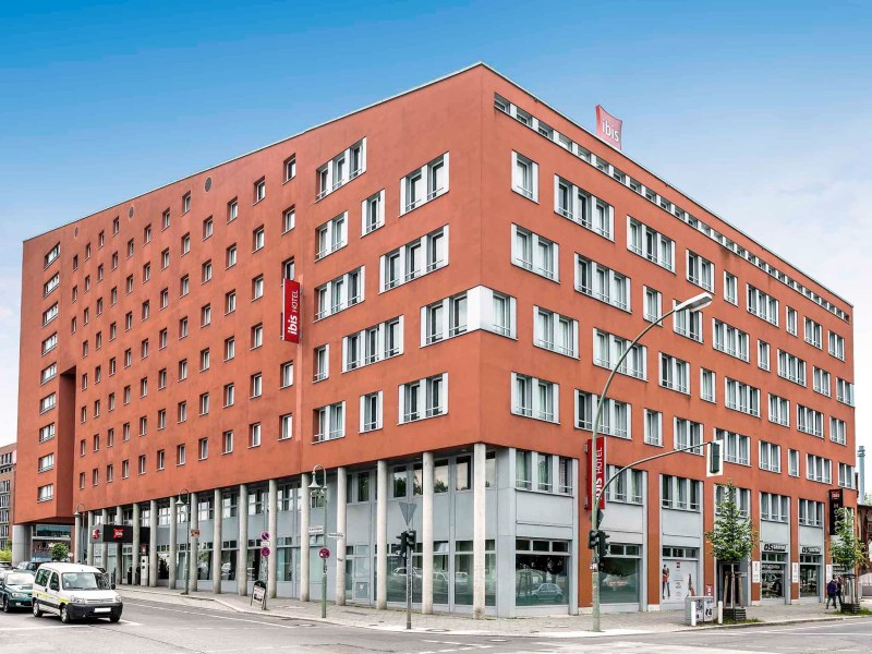 Hotel ibis Berlin Ostbahnhof  Book your hotel in Berlin now  Hotel   ibis Berlin Ostbahnhof