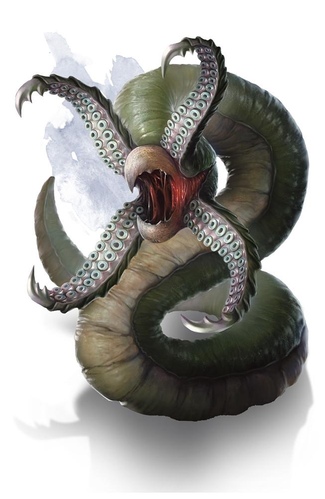 Naga And Dragons Dungeons